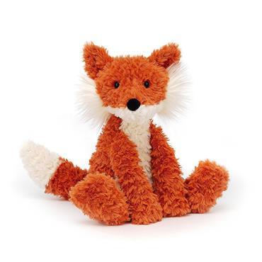JELLYCAT FOX CRUMBLE