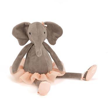 JELLYCAT ELEPHANT DANCING DARCEY SMALL