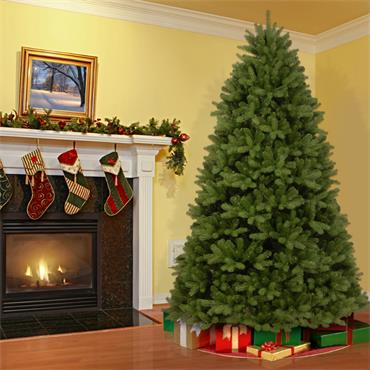 NEWBERRY SPRUCE REAL FEEL ARTIFICIAL CHRISTMAS TREE 6.5FT