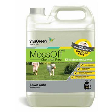 MOSSOFF CHEMICAL FREE FOR LAWNS