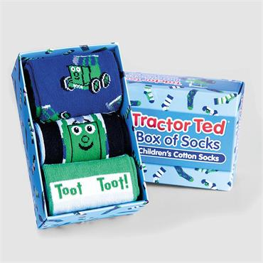 TRACTOR TED SOCKS - DIGGER