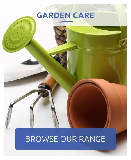 Garden care - browse our range