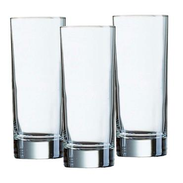 ISLANDE 33CL HI-BALL GLASSES PACK OF 3