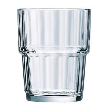 NORVEGE 20CL STACKING GLASS - SET 6
