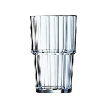 Norvege Hiball 27cl / 9.5oz Glasses 6 Pack | GL1021