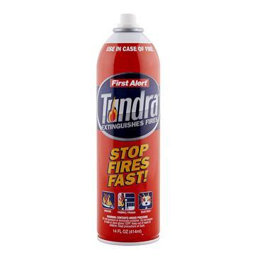 First Alert Tundra Fire Extinguishing Spray | DICAF400