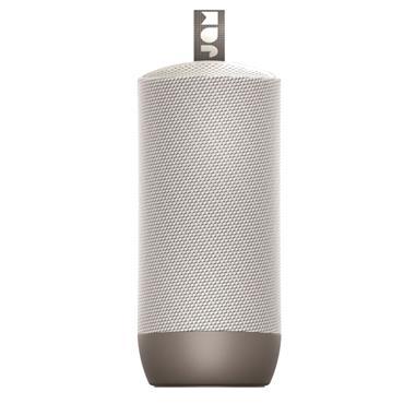 Jam Zero Chill Portable Bluetooth Speaker grey   HX-P606GY