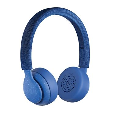 JAM Been There Wireless Bluetooth Headphones - Blue | HX-HP202BL