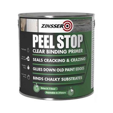 Zinsser Peel Stop Primer 1 Litre | ZN612010