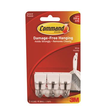 COMMAND 3M 3M COMMAND UTENSIL HOOK | 3M17067