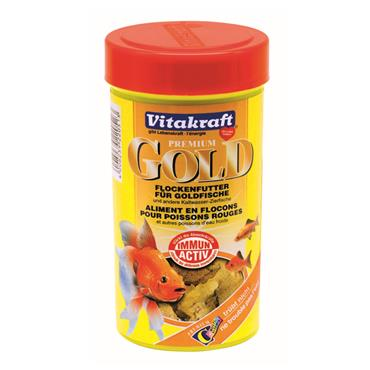 GOLDFISH FLAKE FOOD 100ML (20G) | VK9990