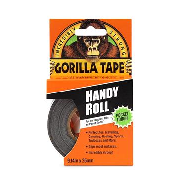 GORILLA  HANDY ROLL DUCT TAPE 9 METRE