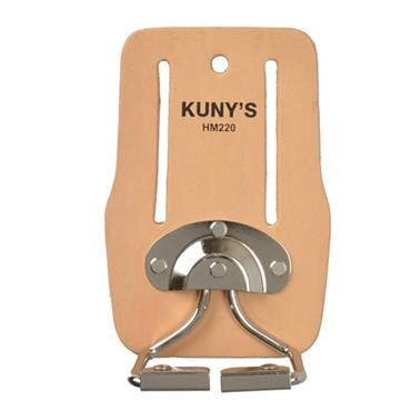 KUNYS LEATHER SNAP IN HAMMER HOLDER