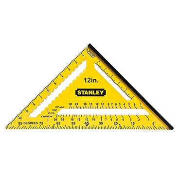 Stanley Dual Colour Quick Square 300mm (12in) | STA46011