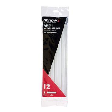 Arrow AP10 All Purpose Glue Stix 12 x 254mm Pack of 12 | ARRAP10