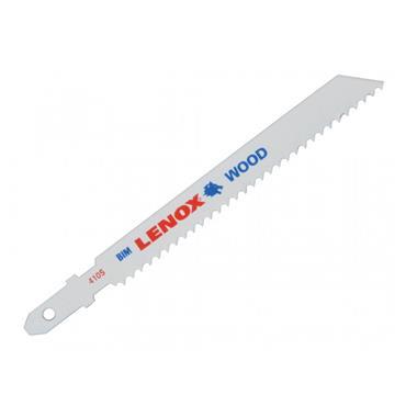 Lennox Jigsaw Blades 114mm 10 Tpi Pack of 2 | 20306-BT410S