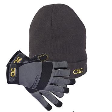 CLC Framer's Flexigrip Hi-Dexterity Gloves & Beanie Hat | XMS19GLFRAME