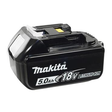 Makita 18V 5.0Ah Li-ion Battery | BL1850B