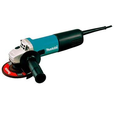 Makita 115mm Anti-Restart Mini Grinder 840W 240V | 9557NBR