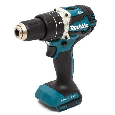 Makita Brushless Combi Drill 18V Bare Unit   DHP484Z