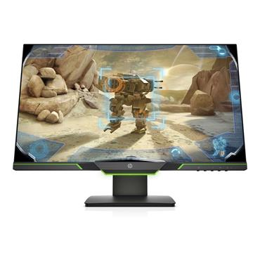"HP 25x 24.5"" LED Gaming Monitor - Black 