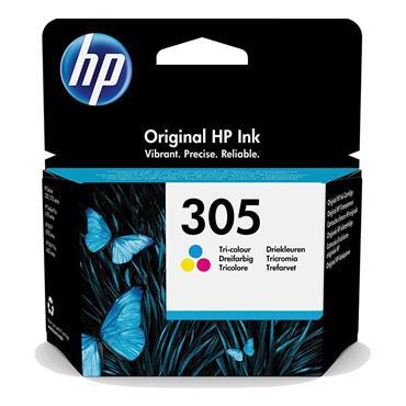 HP 305 Colour Printer Ink | 3YM60AE