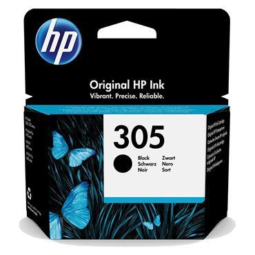 HP 305 Printer Ink Black | 3YM61AE