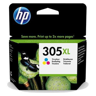 HP 305xl Colour Printer Ink | 3YM63AE