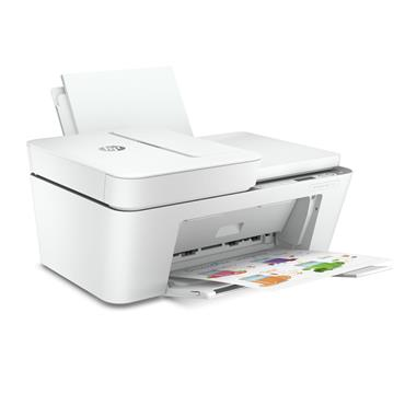 HP DeskJet Plus 4120 All-in-One Wireless Printer - White | 3XV14B