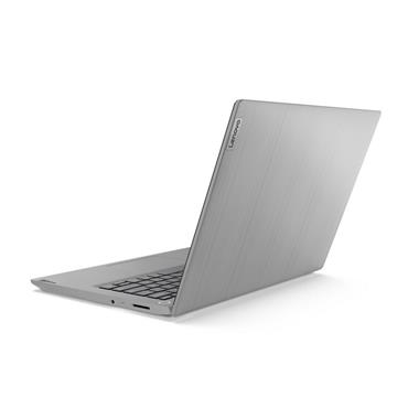 "Lenovo IdeaPad 14"" AMD Ryzen 3 4GB/128GB Laptop with MS Office - Platinum Grey with MS Office 