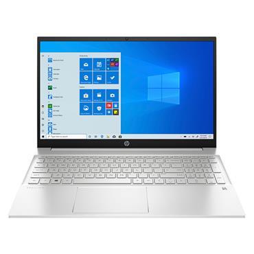 "HP Pavilion Laptop 15.6"" AMD Athlon 4GB 128GB - Silver | 15-EH0002NA"