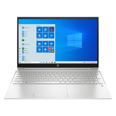 "HP Pavilion 15.6""Touchscreen Full HD Laptop AMD Ryzen 5 8GB 256GB SSD - Silver | 15-EH0009NA"