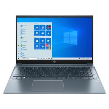 "HP Pavilion 15.6"" Laptop 8Gb 256Gb SSD Core I5 - Blue | 15-EG0049NA"