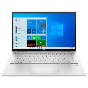 "HP Pavilion 14"" Full HD Touchscreen Laptop Intel Core i3 8GB RAM 128GB SSD - Silver | 14-DY0008NA"