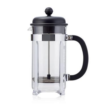 Bodum Caffettiera French Press Coffee Maker 8 Cup - Black | 191801