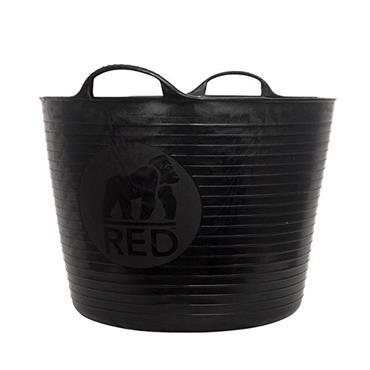 40 Litre Flexible Tub - Black