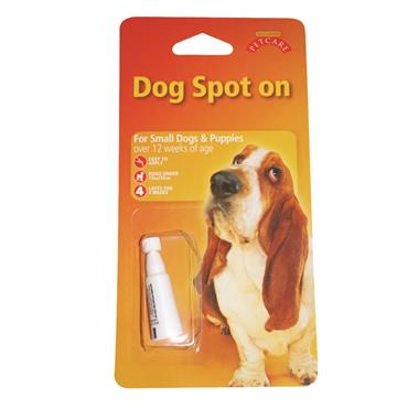 SMALL DOG SPOT ON FLEA REPELLENT