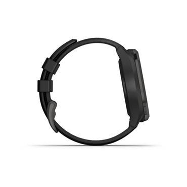 Garmin Approach S42 Golf Watch - Gunmetal with Black Band  | 49-GAR-010-02572-00