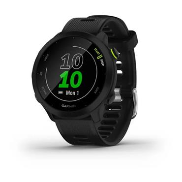 Garmin FR55 GPS Forerunner 55 - Black | 49-GAR-010-02562-10