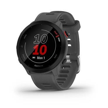 Garmin FR55 GPS Forerunner 55 - Grey | 49-GAR-010-02562013