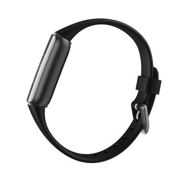 Fitbit Luxe FitnessTracker Smart Watch - Black & Graphite Stainless Steel | 79-FB422BKBK