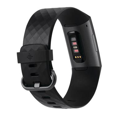 FITBIT CHARGE 3 - BLACK & GRAPHITE UNIVERSAL SIZE