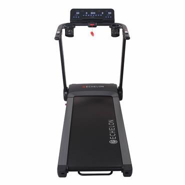 Echelon Stride Auto-folding Smart Treadmill - Black | 23-ECHESTRIDE