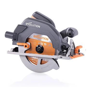 Evolution Circular Saw 185mm 1600W 240V | R185CCS