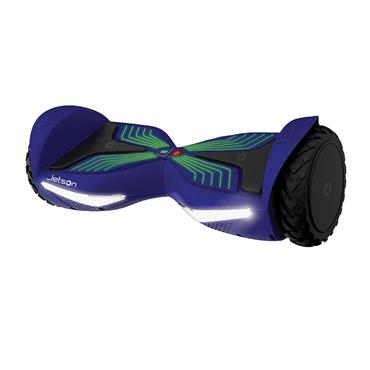 *Display Model* Jetson V12 Electra-Light Hoverboard | Blue