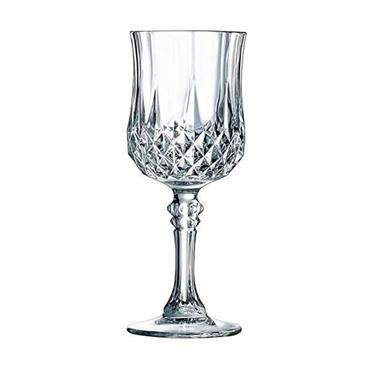 Longchamp Eclat Wine Glasses 25cl Set of 6 | CR7550