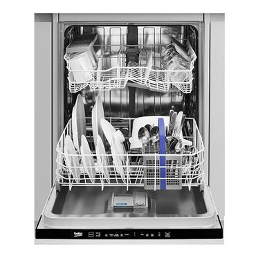beko Integrated Dishwasher with 13 place settings | DIN15R11