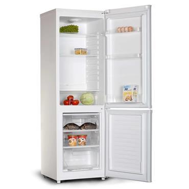 Powerpoint 166cm x 54cm 60/40 Fridge Freezer - White | P75573MLW