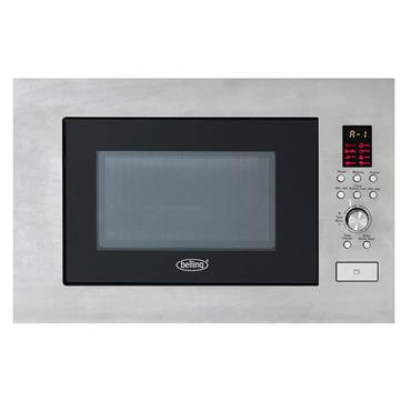 Belling 23 Litre Integrated Microwave Stainless Steel | BIM60STA