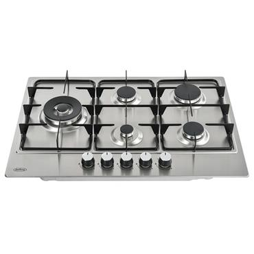 Belling 75cm 5 Ring Gas Hob - Stainless Steel | BGH75CSTALPG